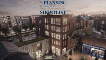 Shortlisted for The Planning Awards 2019